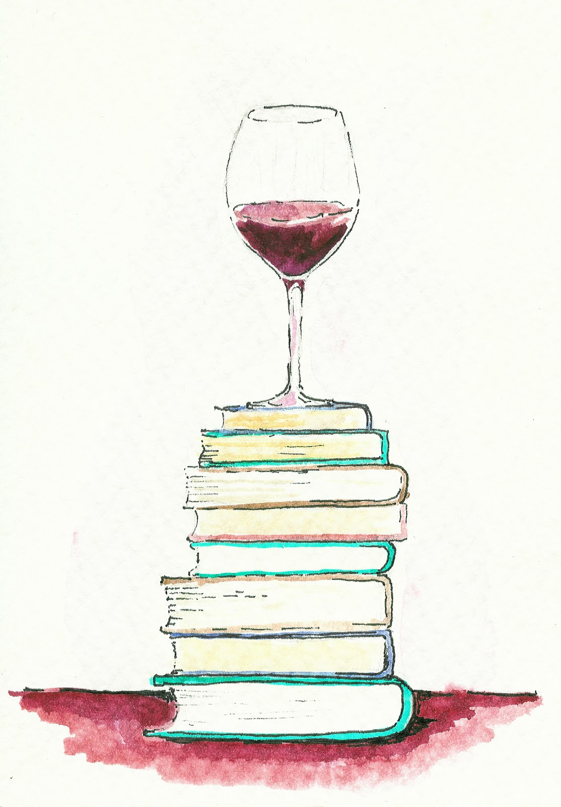 books_and_wine