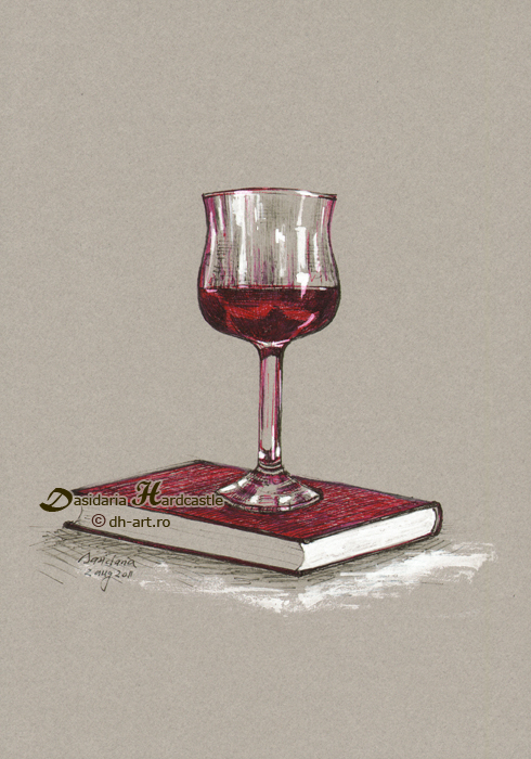 books_and_wine___later_by_dh6art-d45r29o