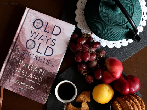 Old Ways Old Secrets Pagan Ireland book blog bookstagram photography