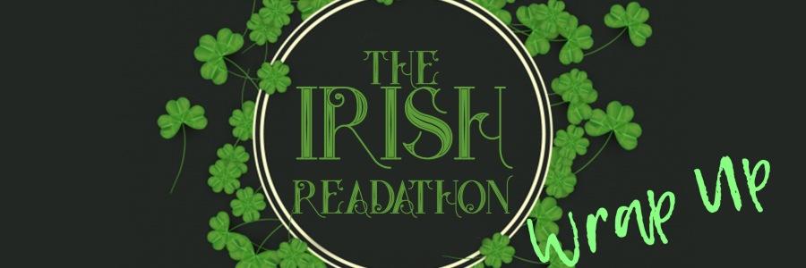 The Irish Readathon Wrap Up 2018 reading challenge