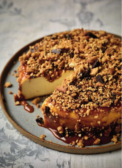 Nadiya's Family Favourites Cookbook review Front to Back Cheesecake