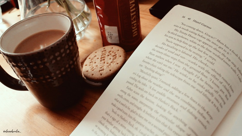 August Cosy Reading The Lighthouse Keeper's Daughter Elaine Howlin Literary Blog