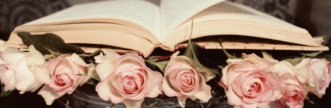 roses and an open book elaine howlin literary blog