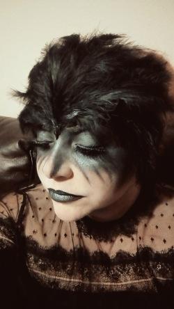 The Raven by Edgar Allan Poe Makeup Elaine Howlin Literary Blog