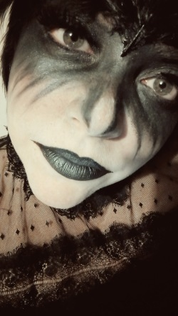 The Raven by Edgar Allan Poe Makeup Elaine Howlin Literary Blog (2)