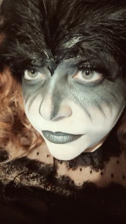 The Raven by Edgar Allan Poe Makeup Elaine Howlin Literary Blog (5)