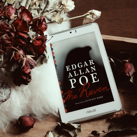 The Raven by Edgar Allan Poe Elaine Howlin Literary Blog