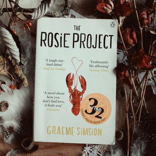 The Rosie Project by Graeme Simsion Elaine Howlin Literary Blog