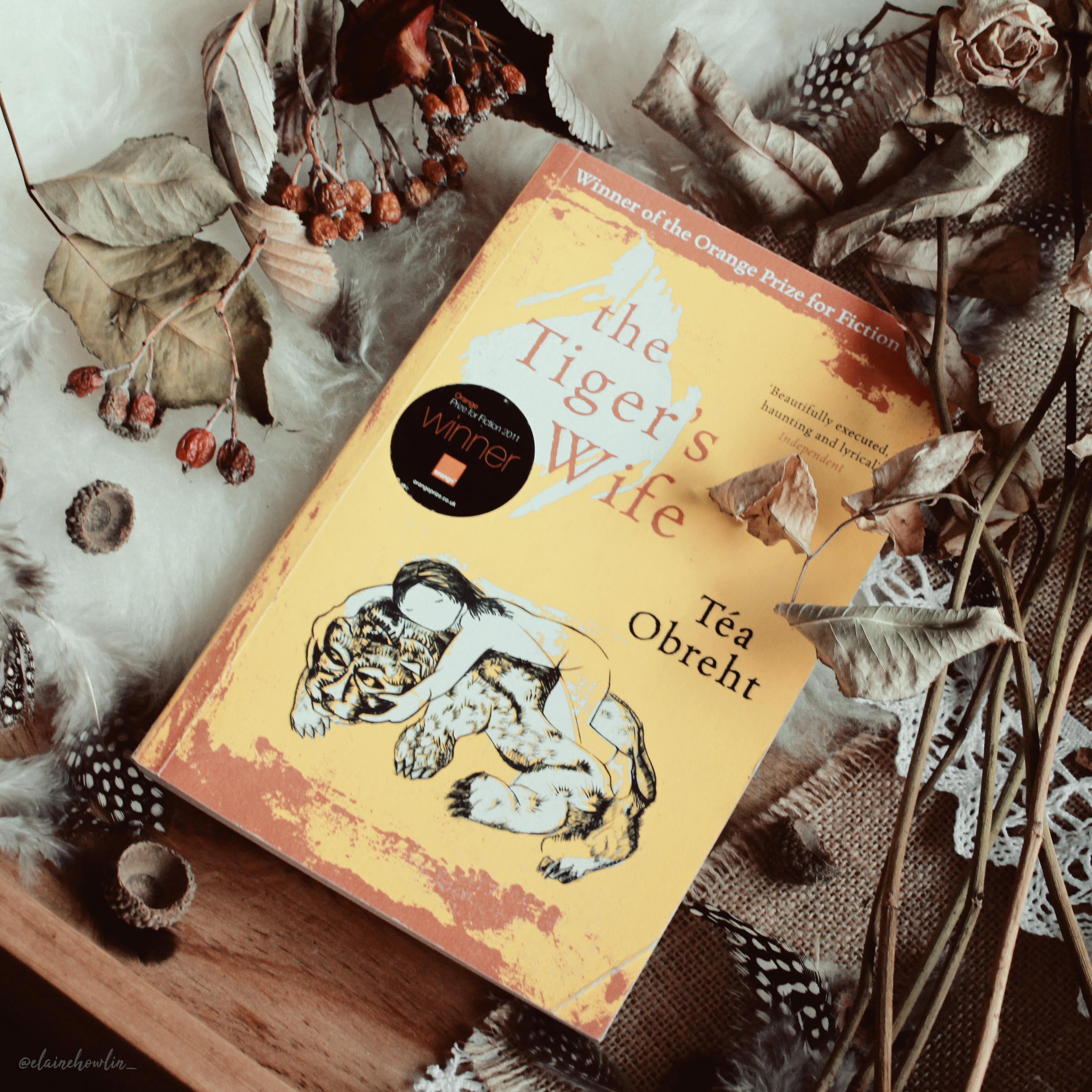 The Tiger's Wife by Tea Obreht Elaine Howlin Literary Blog