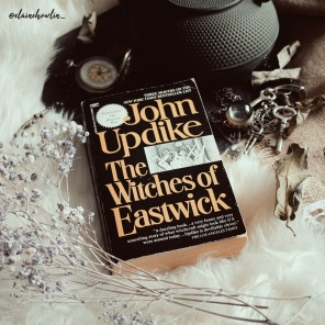 The Witches of Eastwick by John Updike Elaine Howlin Literary Blog
