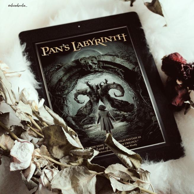 Pan's Labyrinth book Elaine Howlin Literary Blog