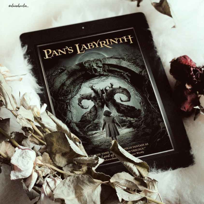 Pan's Labyrinth book Elaine Howlin Literary Blog