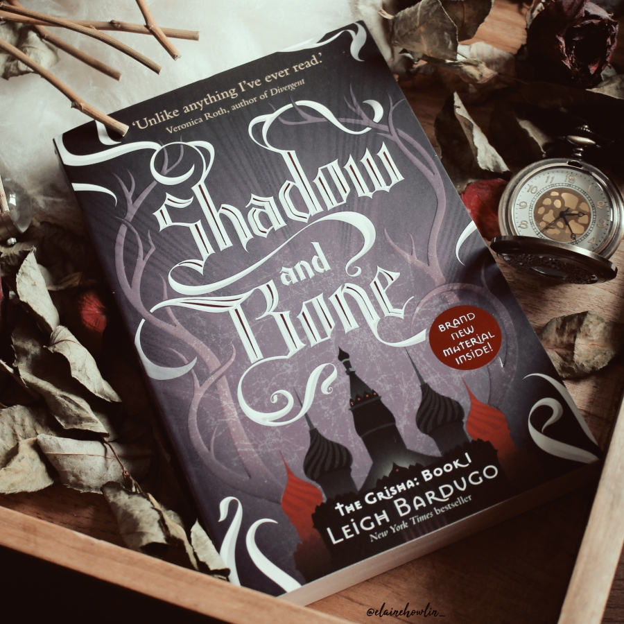 Shadow and Bone by Leigh Bardugo Elaine Howlin Literary Blog