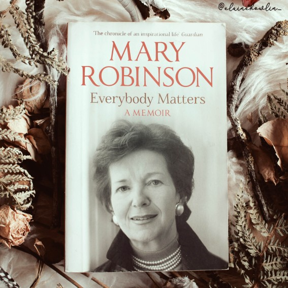 Everybody Matters by Mary Robinson Elaine Howlin Literary Blog