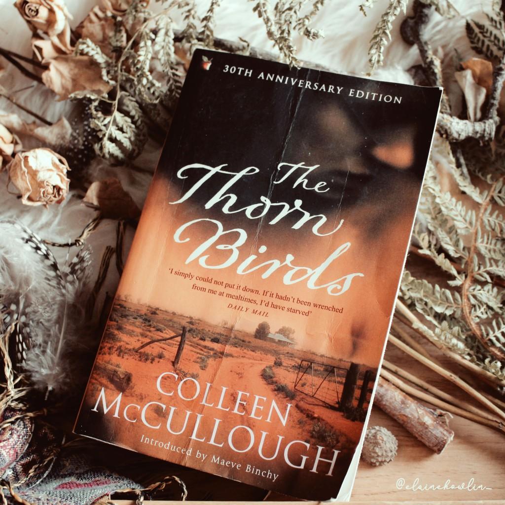The Thorn Birds by Colleen McCullough Elaine Howlin Book Blog