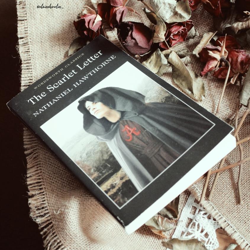The Scarlet Letter by Nathaniel Hawthorne Elaine Howlin Literary Blog