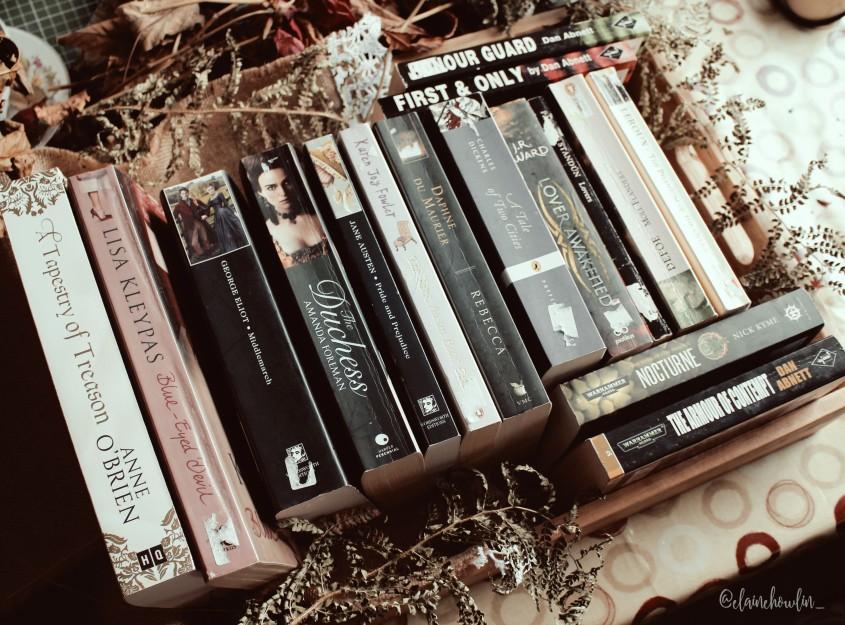June Book Haul 2019 Elaine Howlin Bookstagram