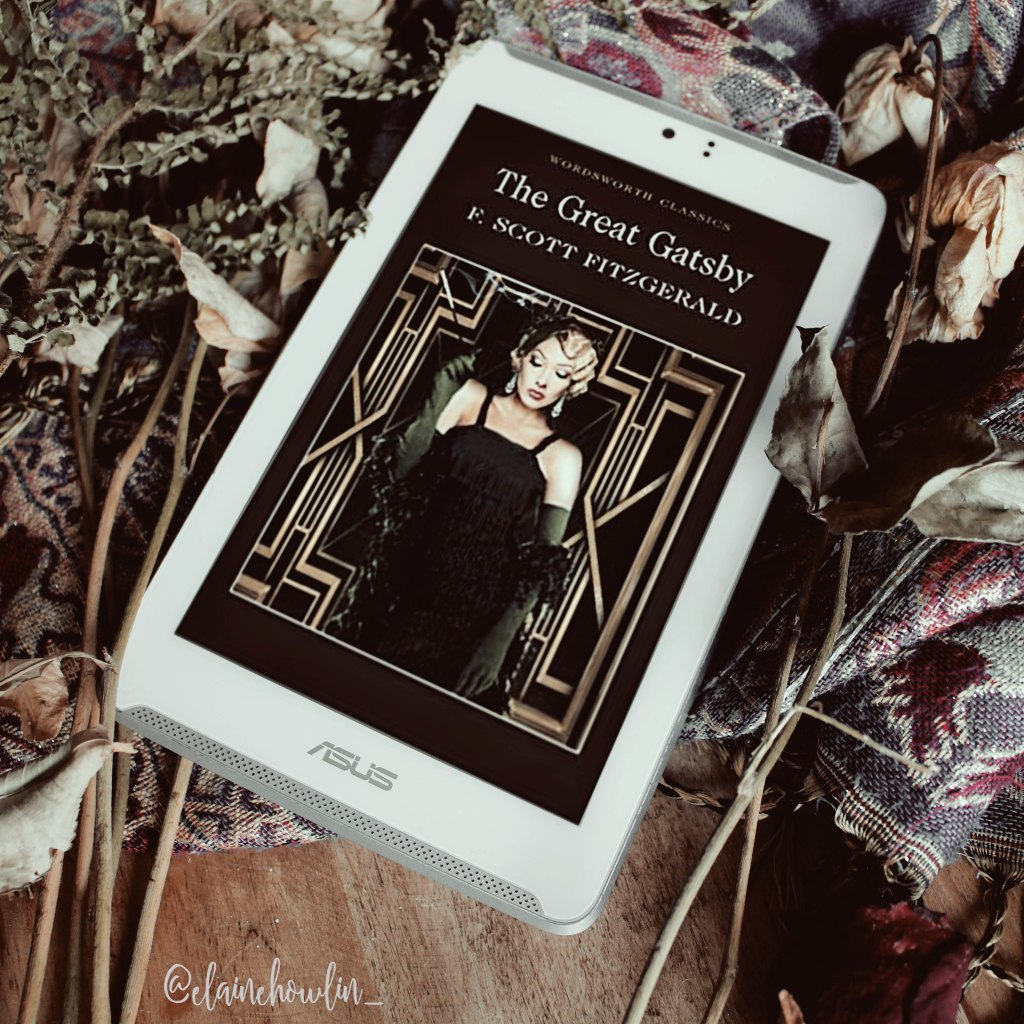 The Great Gatsby F Scott Fitzgerald Elaine Howlin Book Blog