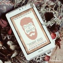 Truth or Beard by Penny Reid Elaine Howlin Bookstagram