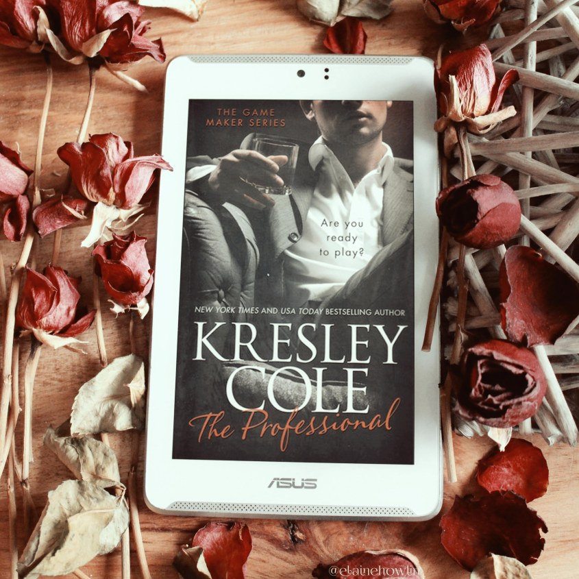 The Professional by Kresley Cole Elaine Howlin Literary Blog