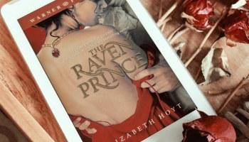 The Raven Prince by Elizabeth Hoyt Elaine Howlin Book Blog