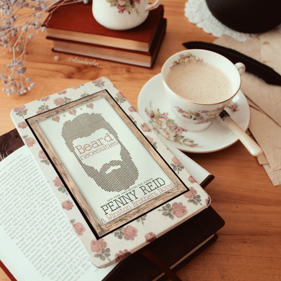 Beard Necessities by Penny Reid Elaine Howlin Bookstagram