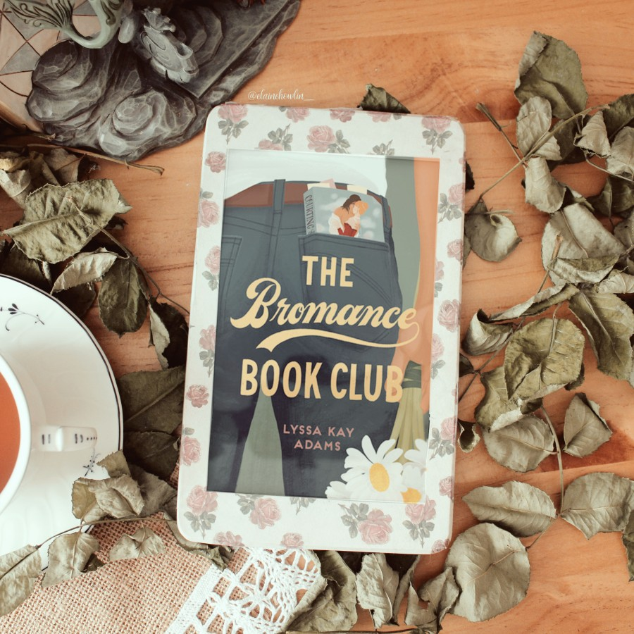 The Bromance Book Club by Lyssa Kay Adams Elaine Howlin Bookstagram