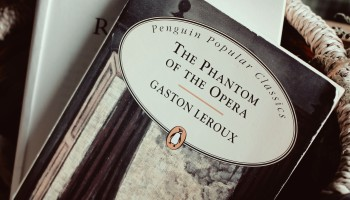 The Phantom of the Opera by Gaston Leroux Elaine Howlin Book Blog