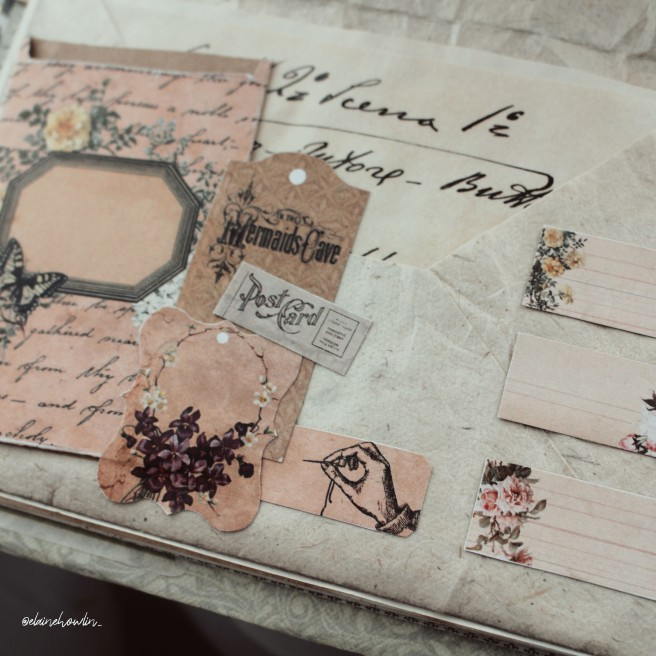 Journal With Me free journaling template newsletter Elaine Howlin