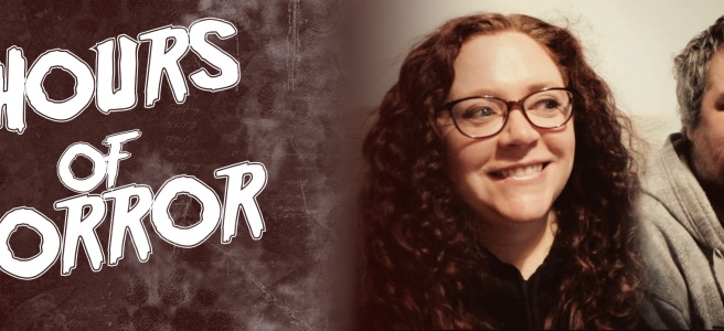 11 Hours of Horror Movie Marathon Elaine Howlin