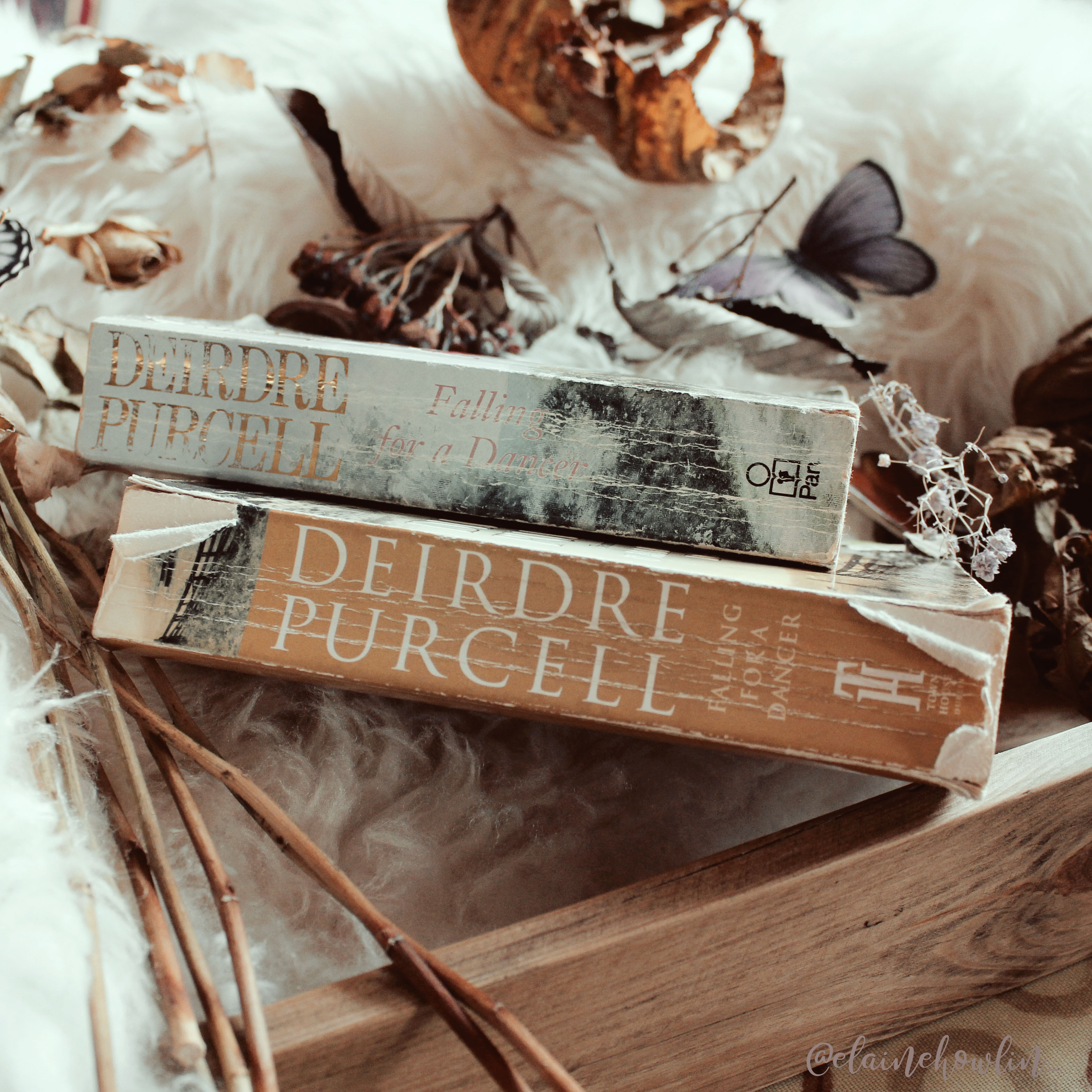 Falling For A Dancer by Deirdre Purcell x2 1