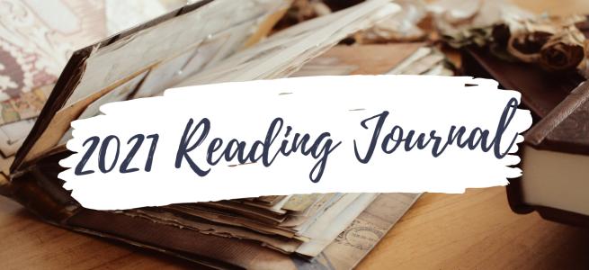 2021 Reading Journal Flip Through Elaine Howlin Junk Jouranl