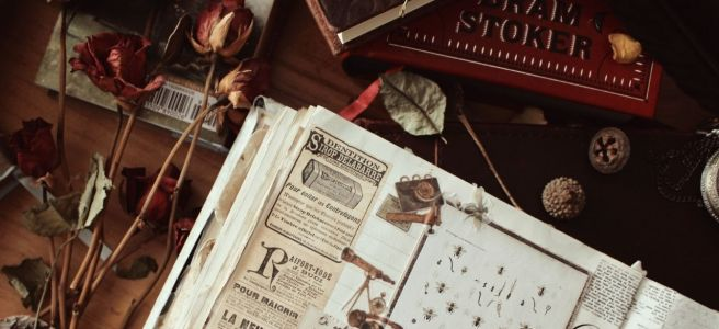 completed 2020 reading journal flip through elaine howlin