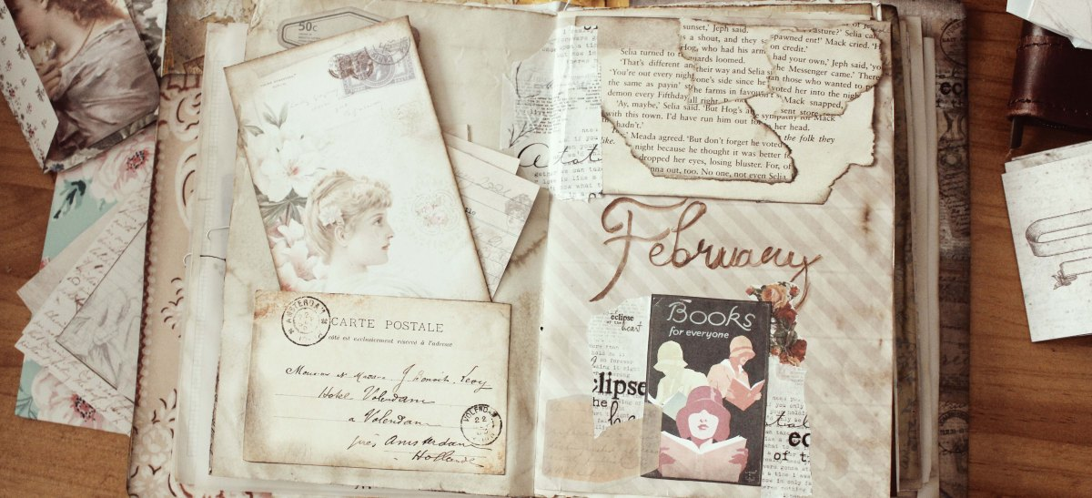 February wrap up reading journal with me Elaine Howlin blog