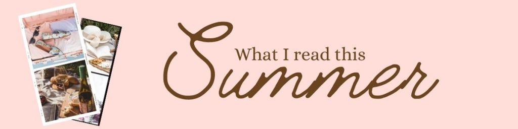 summer reading wrap up elainehowlin